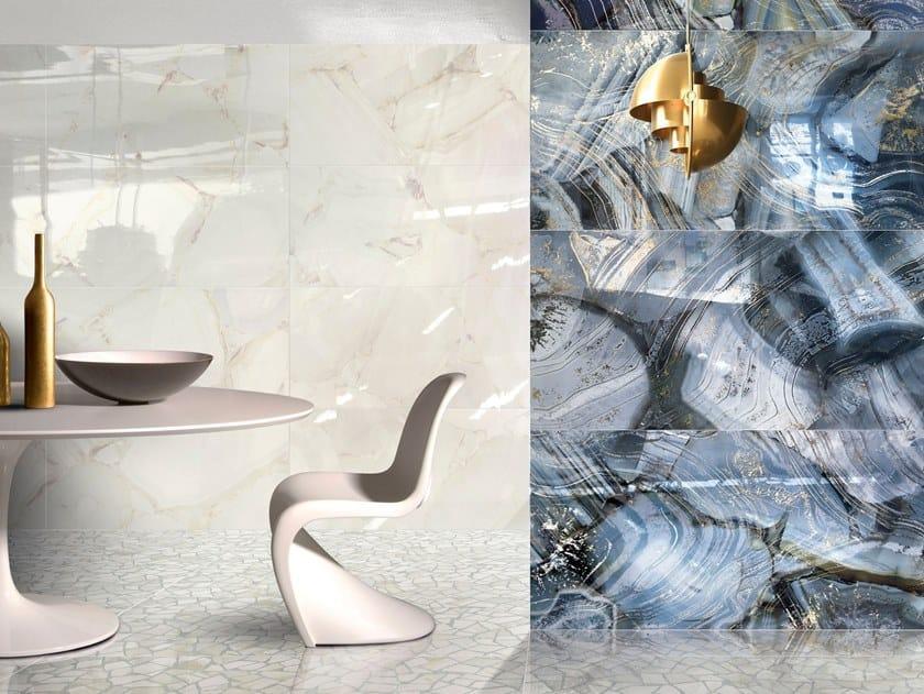 Porcelain stoneware wall/floor tiles PREZIOSA LEGEND by CERAMICHE BRENNERO