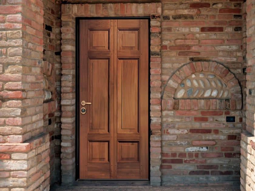 Armoured door panel PRIMA CLASSE by Alias Security Doors