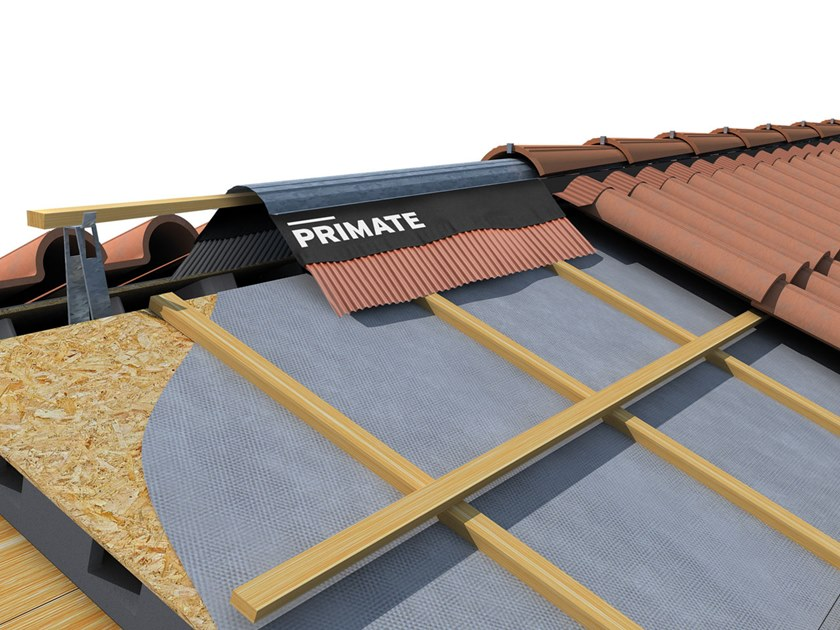 Breathable and protective sheeting PRIMATE DRYROLL 380 by Primate