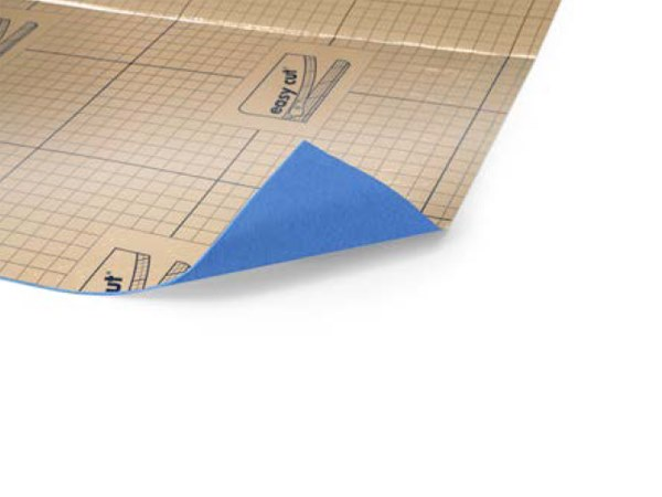 Impact insulation system PRIMATE PHONOFLOAT LVT GRIPTEC by Primate