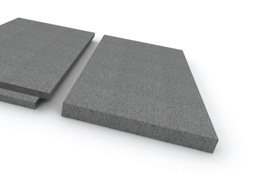 EPS thermal insulation panel PRIMATE PRATIKO GREY EPS 150 by Primate