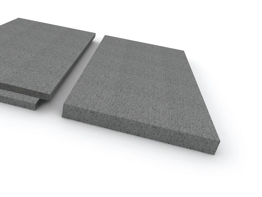 EPS thermal insulation panel PRIMATE PRATIKO GREY EPS 80 by Primate