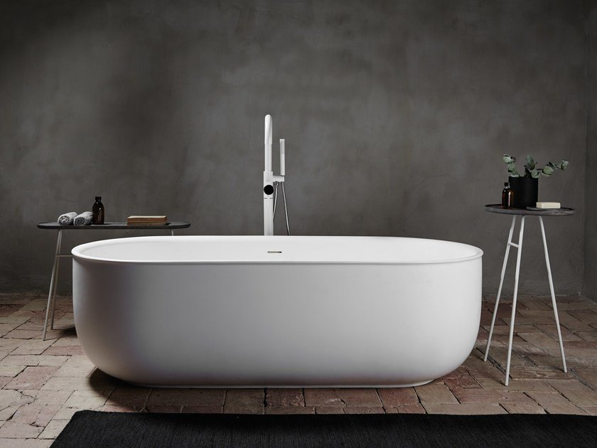PRIME | Freestanding bathtub By INBANI design NORM ARCHITECTS