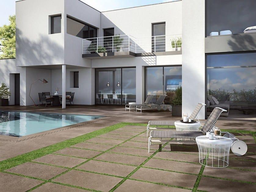 Outdoor floor tiles PRIME STONE 20 MM by Panaria Ceramica