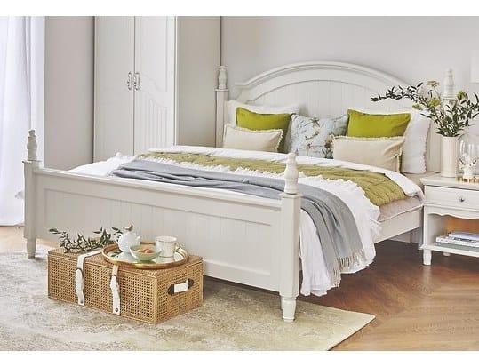 Letto king size in legno PRINCESS 801 by Arrediorg.it®
