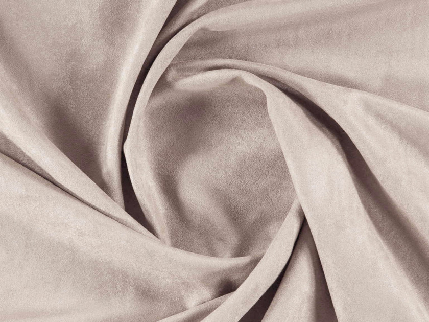 Solid-color washable matt suede fabric fabric PRISM by More Fabrics