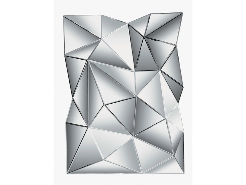 Deco wall-mounted mirror PRISMA | Mirror by KARE-DESIGN
