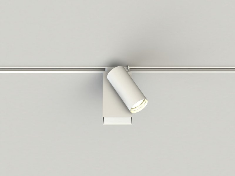 LED extruded aluminium Track-Light PRO IN 55-90 V by LUCIFERO'S
