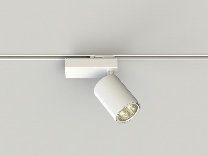 LED Track-Light with dimmer PRO IN 90 O by LUCIFERO'S