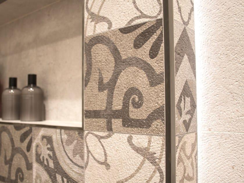Bordo decorativo per rivestimenti PRO-PART GRAPHITE by BUTECH