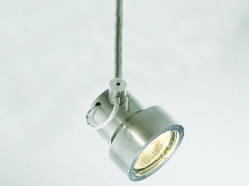 Halogen adjustable aluminium Outdoor floodlight PROCESS by BEL-LIGHTING