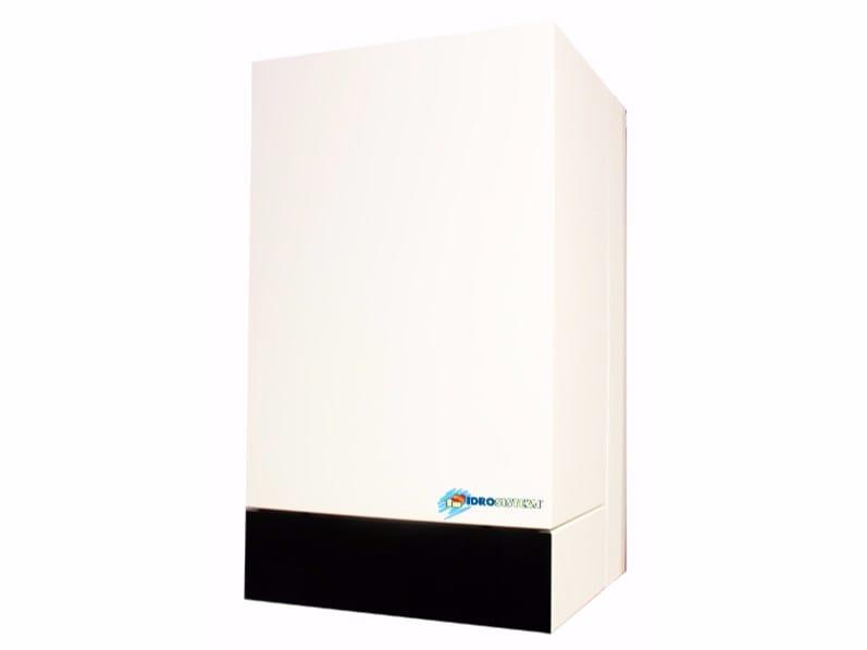 Wall-mounted condensation boiler PROCON E 25 by Idrosistemi srl