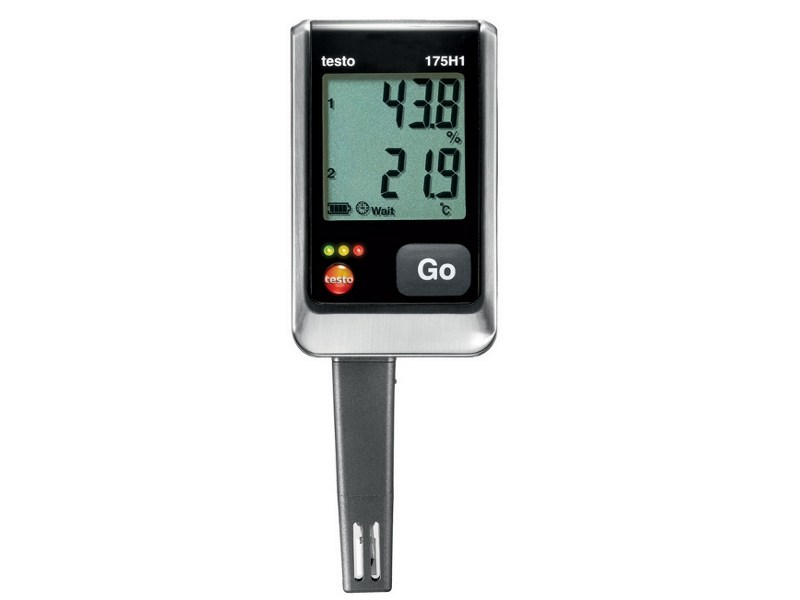 Measurement, control, thermographic and infrared instruments TESTO 175 H1 by Testo