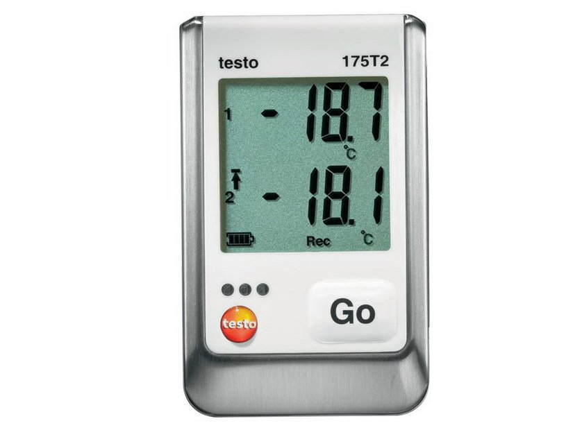 Measurement, control, thermographic and infrared instruments TESTO 175 T2 by TESTO