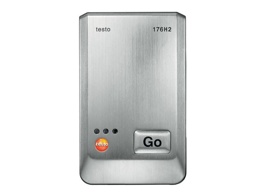 Measurement, control, thermographic and infrared instruments TESTO 176 H2 by Testo