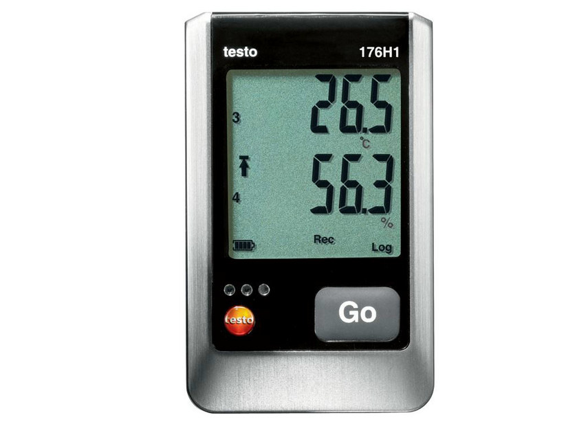 Measurement, control, thermographic and infrared instruments TESTO 176 H1 by Testo