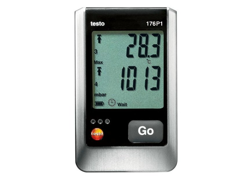 Measurement, control, thermographic and infrared instruments TESTO 176 P1 by Testo