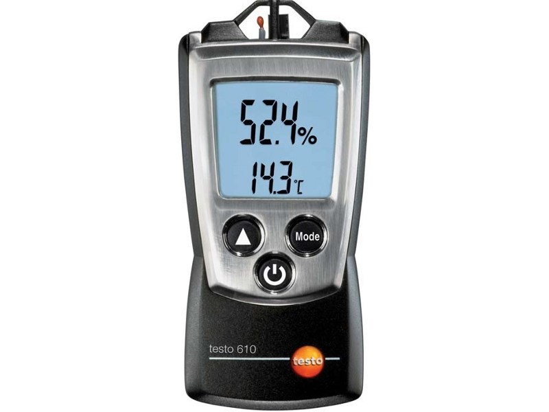 Thermoigrometer TESTO 610 by Testo