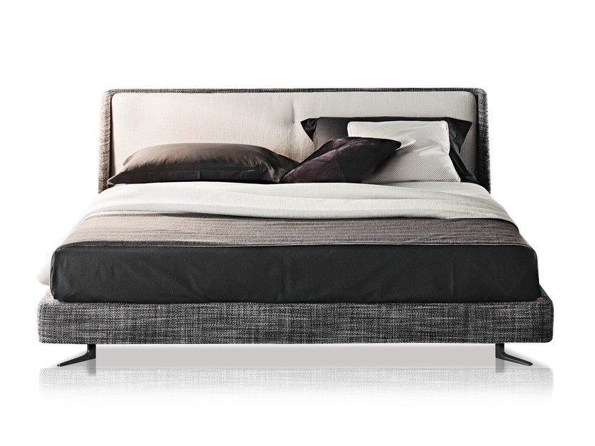 spencer bett by minotti. Black Bedroom Furniture Sets. Home Design Ideas