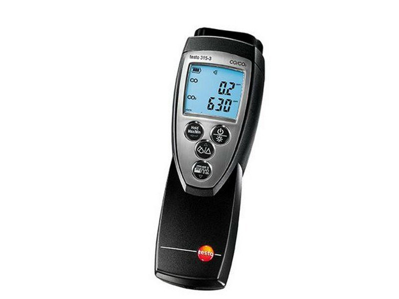 Measurement, control, thermographic and infrared instruments TESTO 315-3 by Testo
