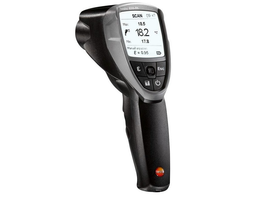 Measurement, control, thermographic and infrared instruments TESTO 835-T1 by Testo