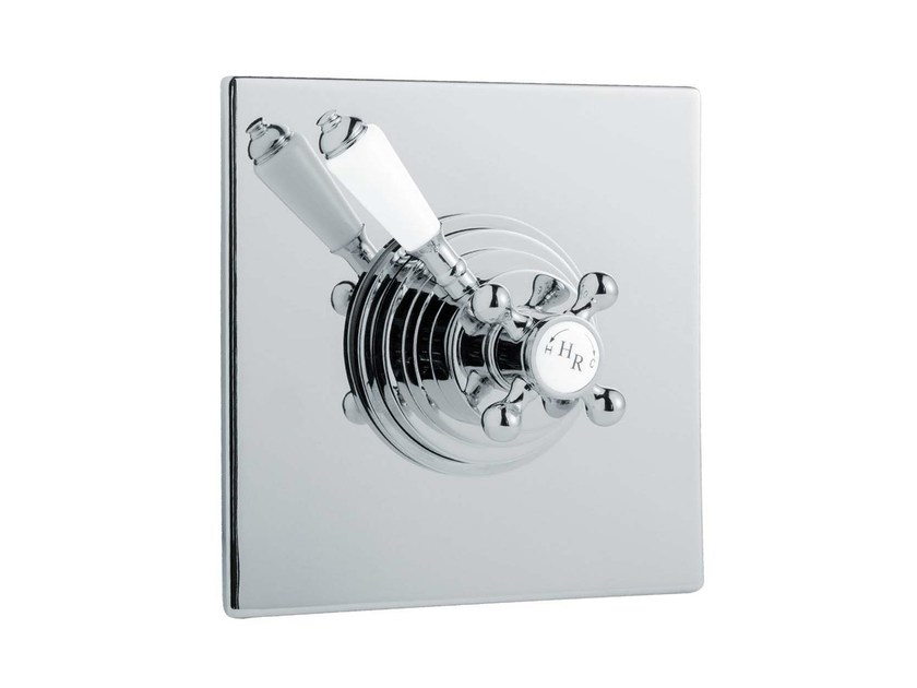 Single handle thermostatic shower mixer KENSINGTON | Single handle thermostatic shower mixer by GENTRY HOME