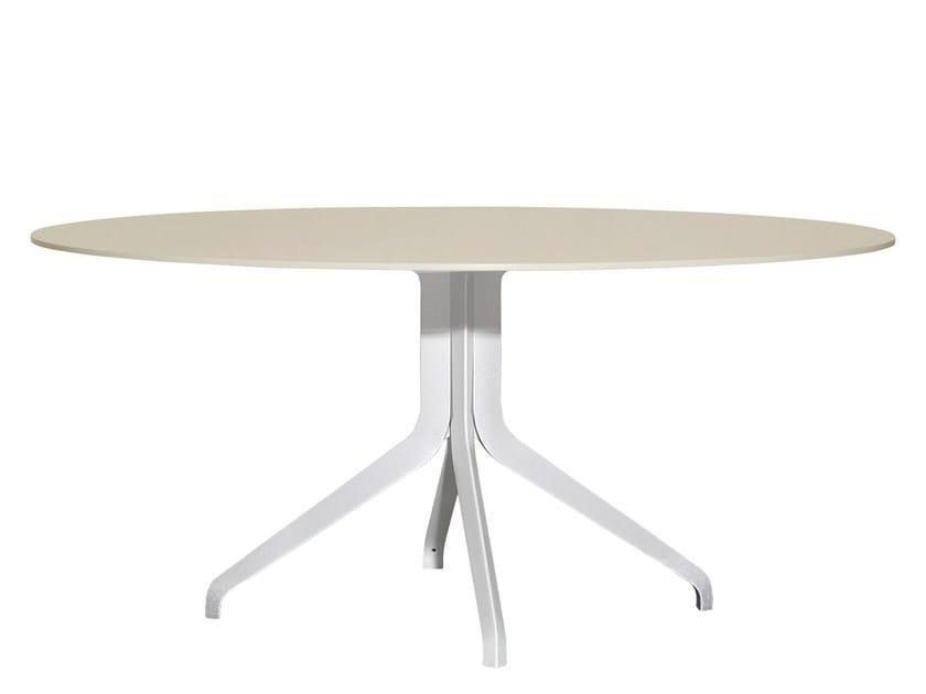 Outdoor table CLAYDON OUTDOOR by Minotti