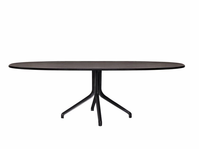 Table CLAYDON   Table by Minotti