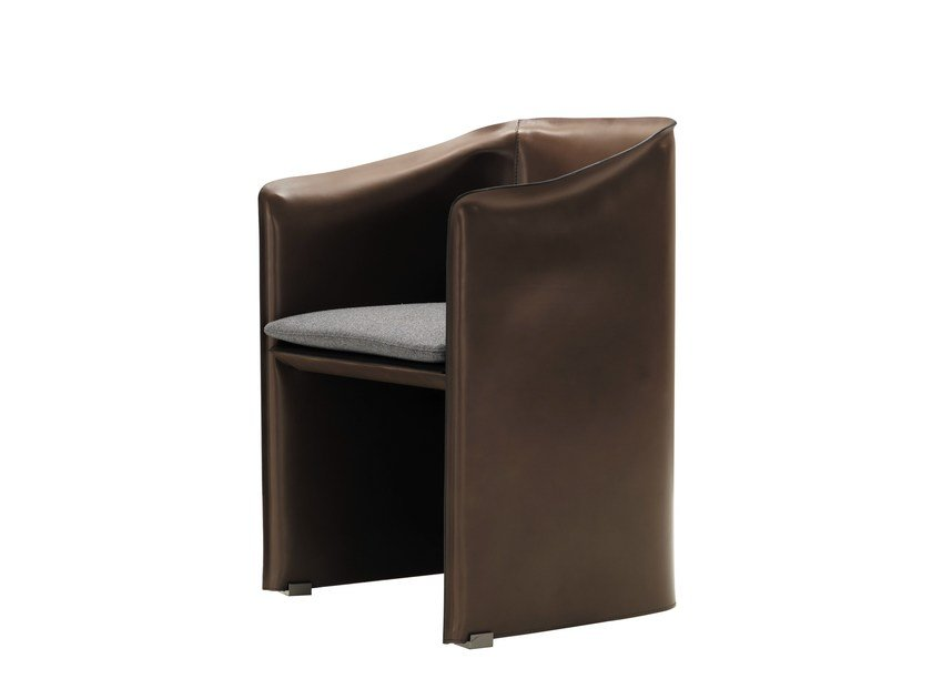 Chair CASE | Chair by Minotti
