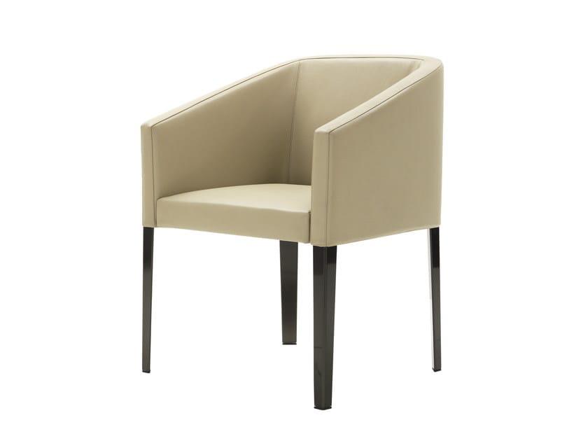 Chair LOVING by Minotti