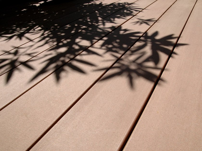WPC decking PURE SIENA by MYDECK®