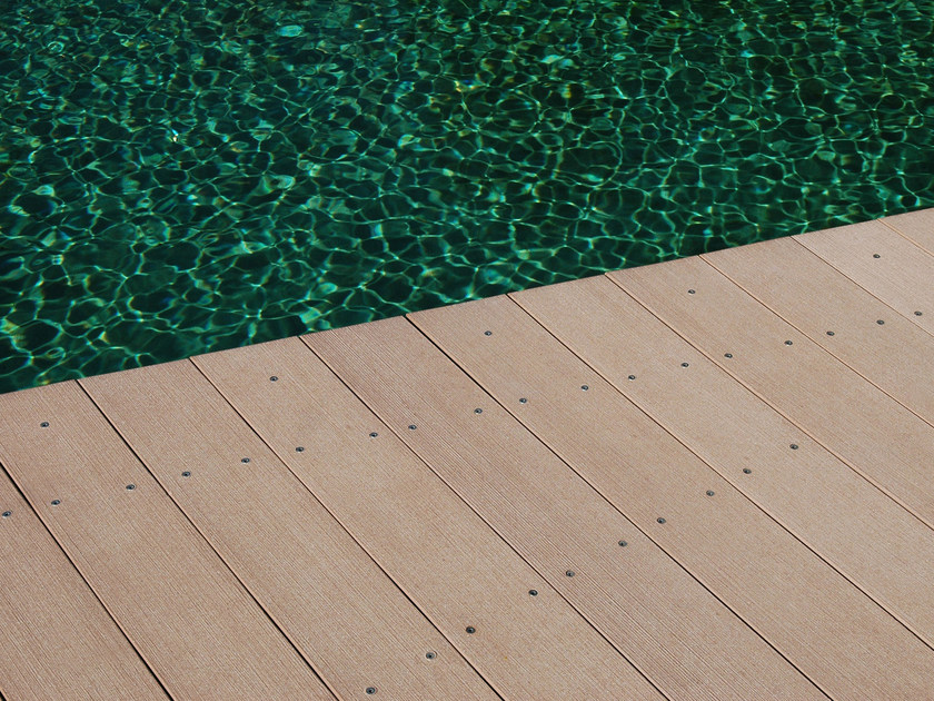 WPC decking PURE CLASSIC SAND by MYDECK®