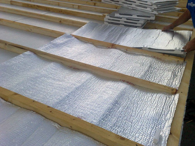 EPS thermal insulation panel OVER-WALL by OVER-ALL