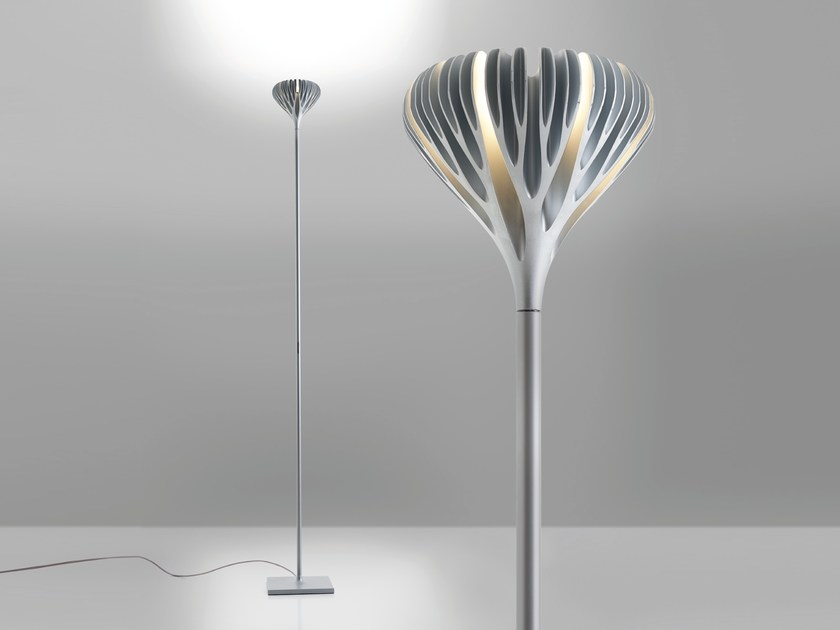 Zamak floor lamp FLORENSIS | Floor lamp by Artemide