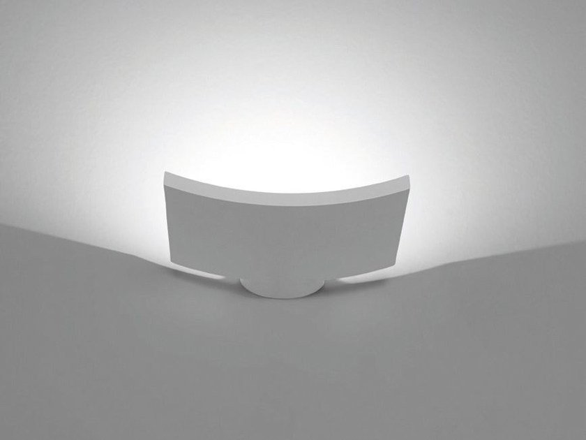 LED indirect light wall lamp MICROSURF by Artemide