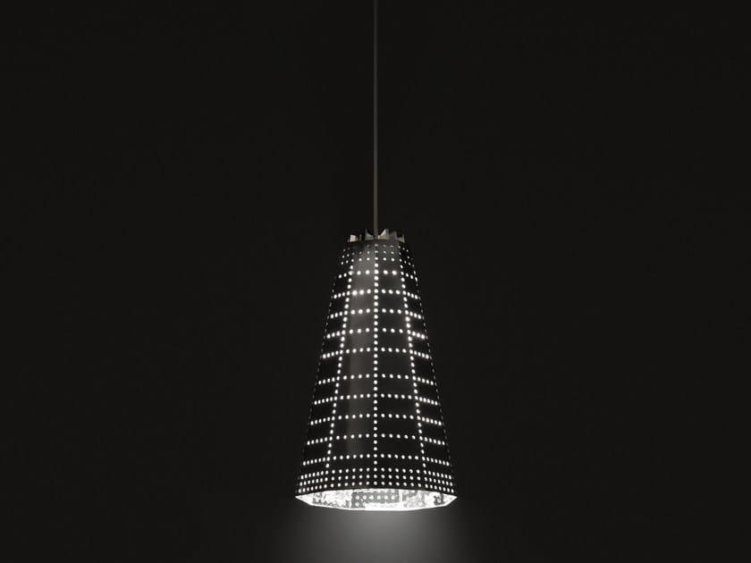 LED aluminium pendant lamp NULL VECTOR BETA by Artemide