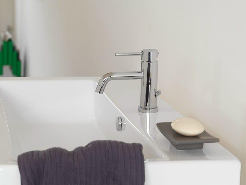 Countertop single handle 1 hole washbasin mixer XT | Washbasin mixer by newform