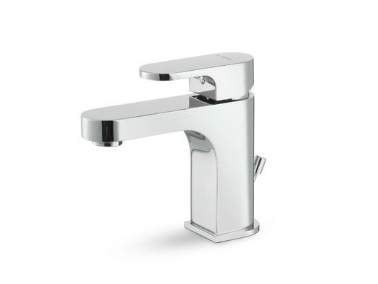 Countertop single handle 1 hole washbasin mixer X-LIGHT | Washbasin mixer by newform