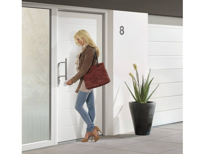 Entry door ThermoPro Plus 015 by HÖRMANN ITALIA