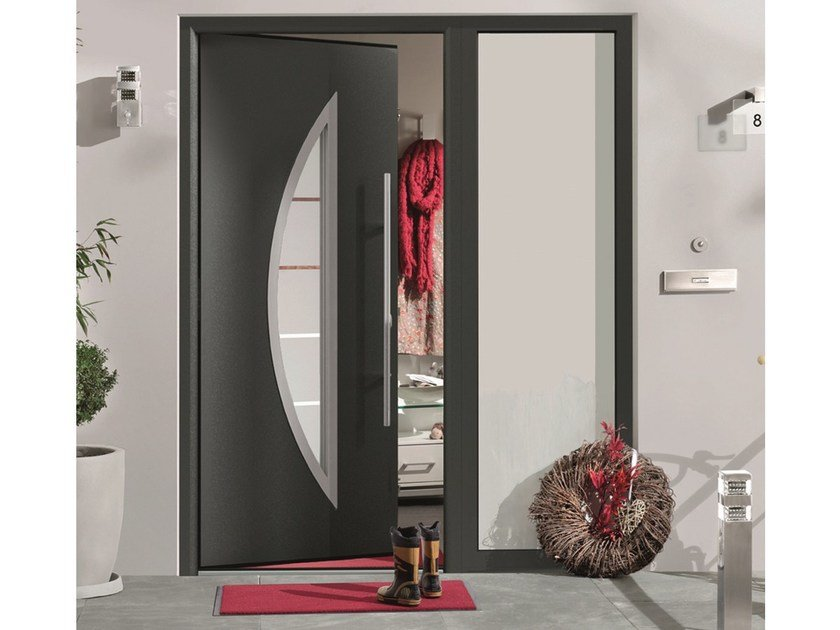 Entry door ThermoPro Plus 900 by HÖRMANN ITALIA