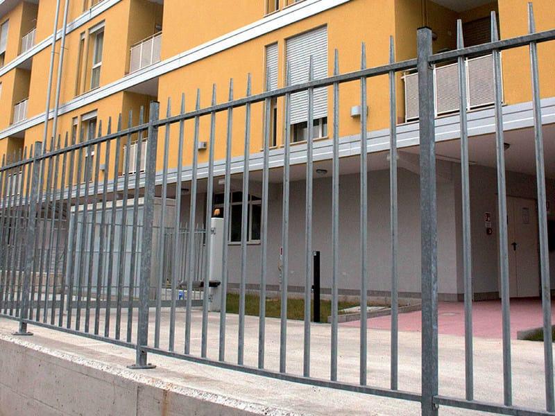 Bar modular iron Fence CONO LONG by CMC