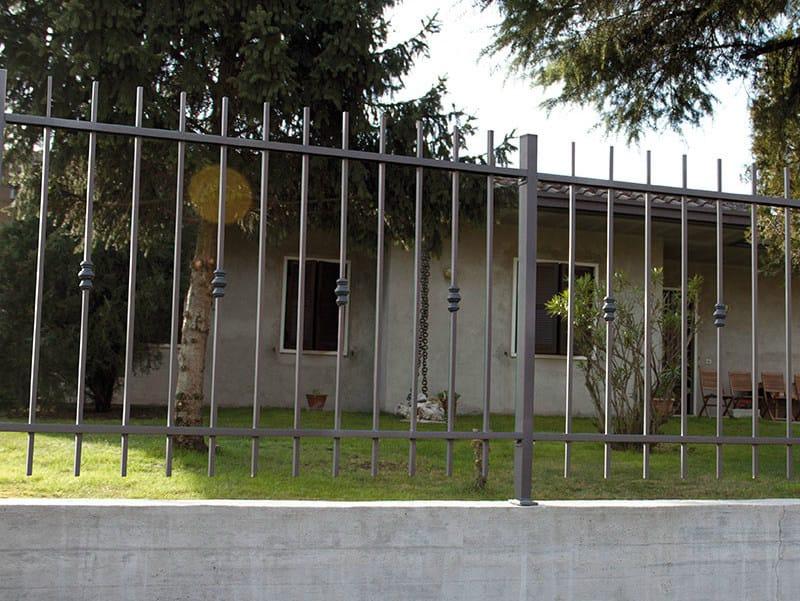 Bar modular iron Fence TONDO DECO by CMC