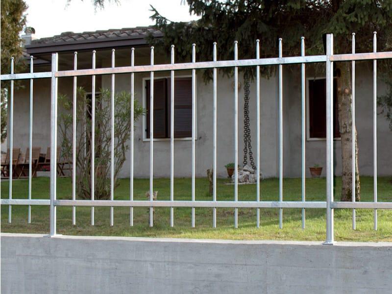 Bar modular iron Fence PALETTO DONDO by CMC