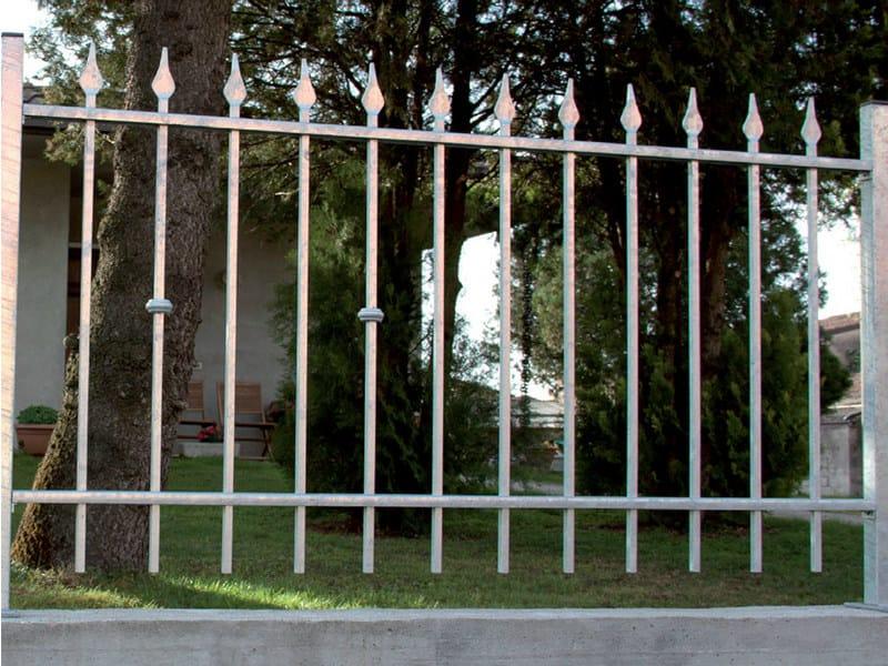 Bar modular iron Fence FRECCIA by CMC