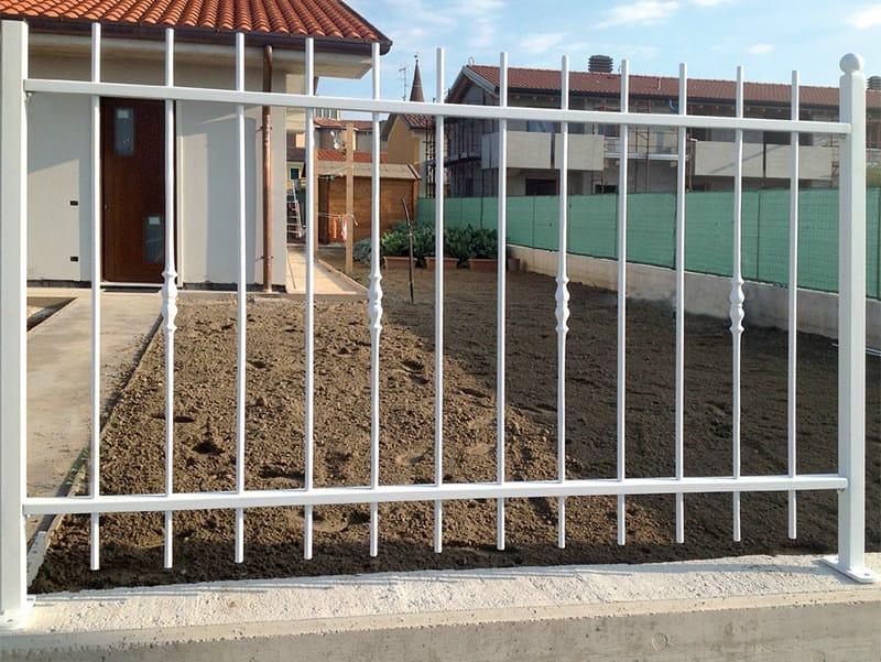 Bar modular iron Fence GENNY by CMC