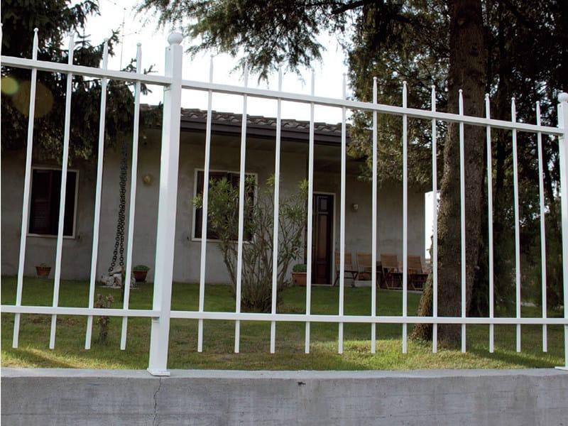 Bar modular iron Fence ELEGANT BIS by CMC