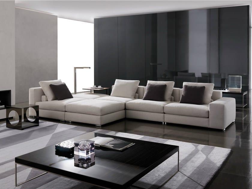 Sofa JAGGER by Minotti