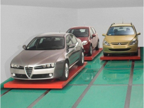 Automatic parking systems SELF-PARKING by Selfparking