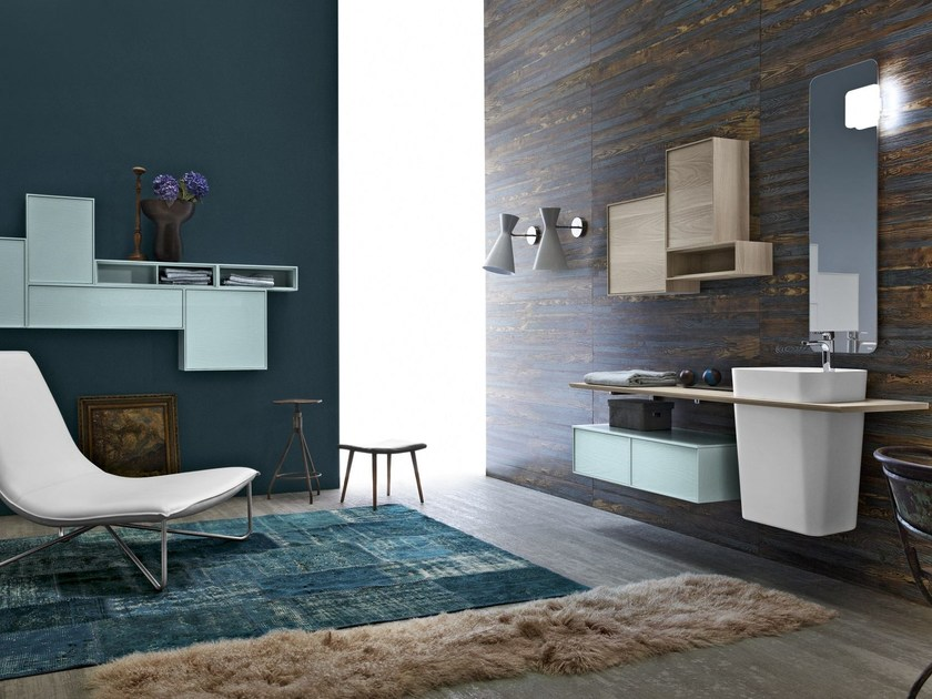 Bathroom furniture set FREE 56/57 by Cerasa