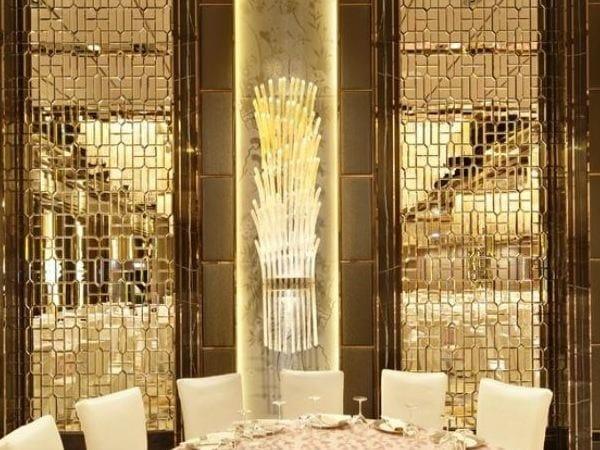 Design indirect light glass wall lamp BREEZE by Lasvit